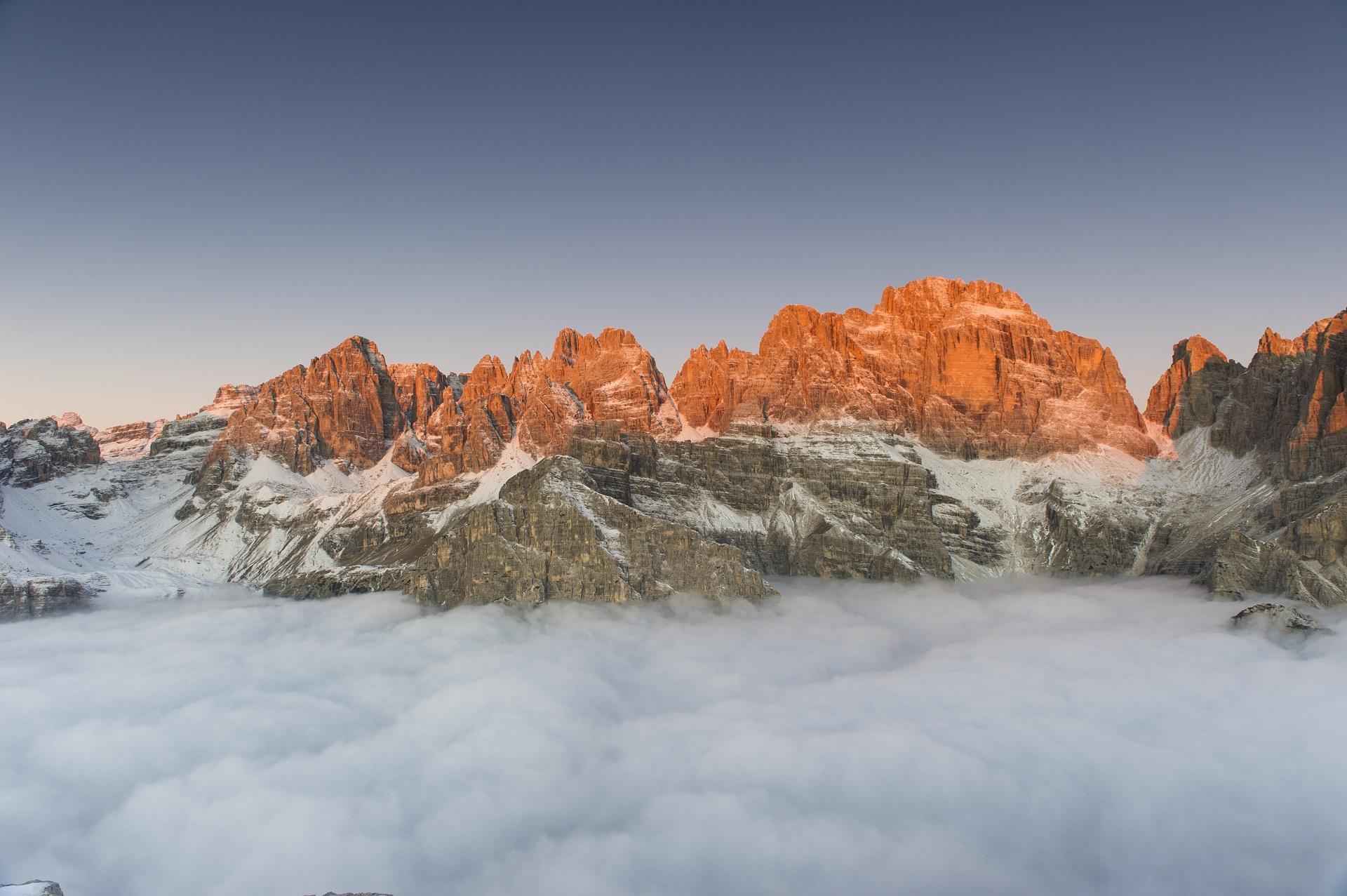 Alba Dolomiti di Brenta Andalo Paganella Ski