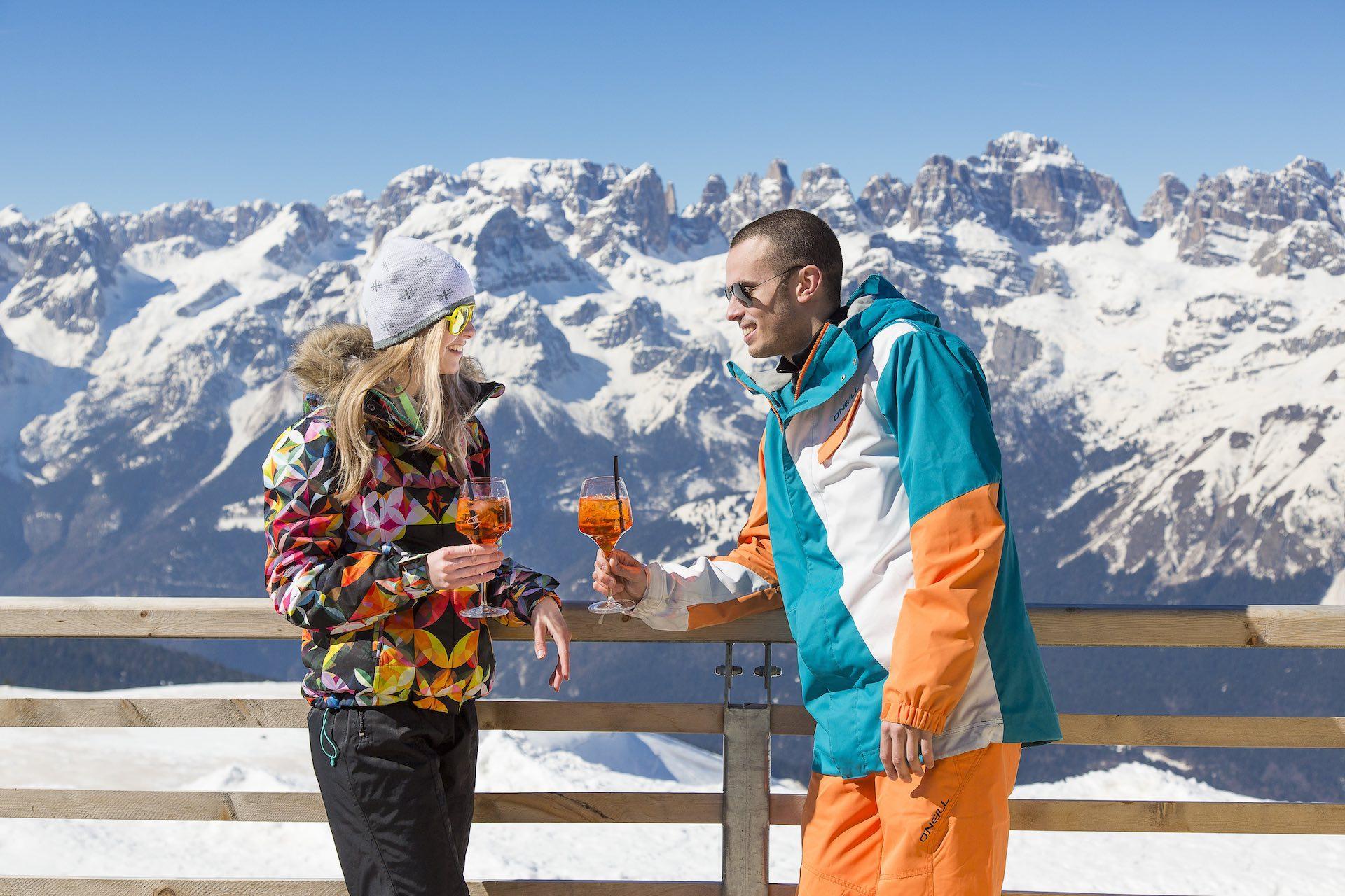 Andalo Vacanze Apres Ski Paganella Trentino