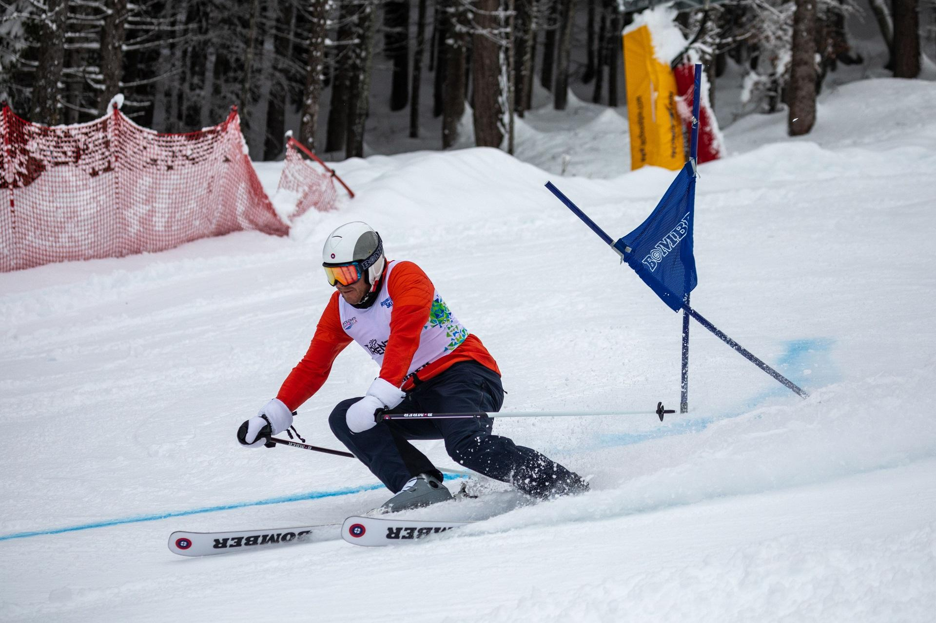 Bode Miller Bomber Experience Paganella Ski Andalo