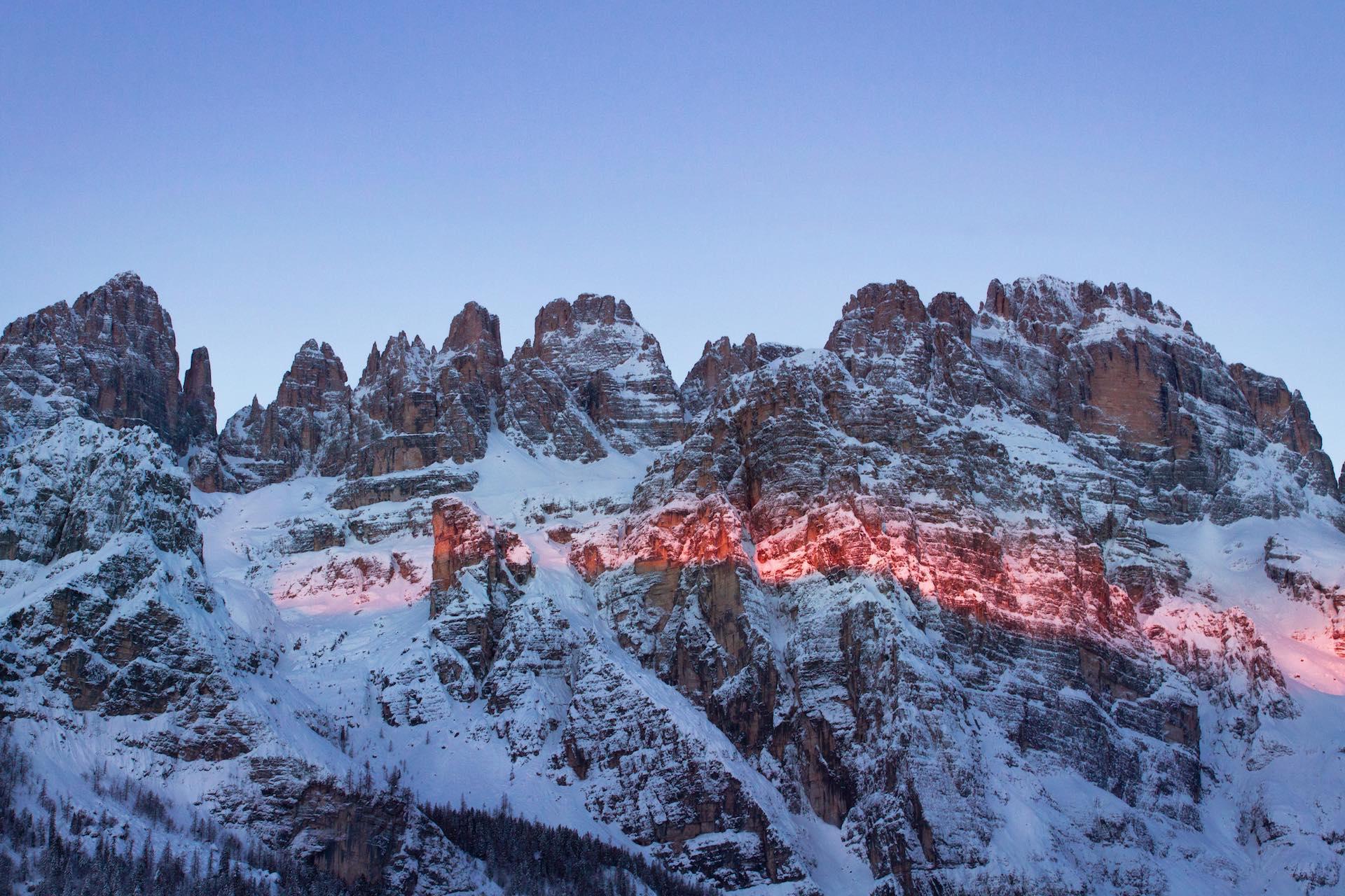 Dolomiti di Brenta Trentino Andalo Vacanze
