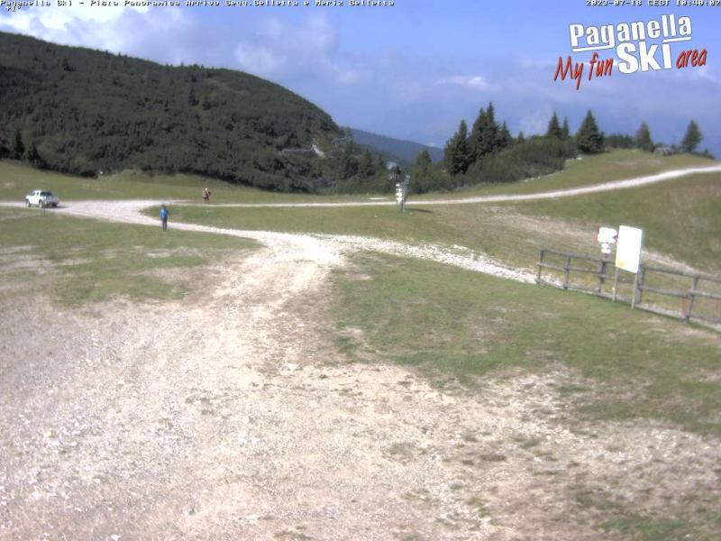 Paganella Ski: Partenza Seggiovia Albi de Mez-Cima Paganella