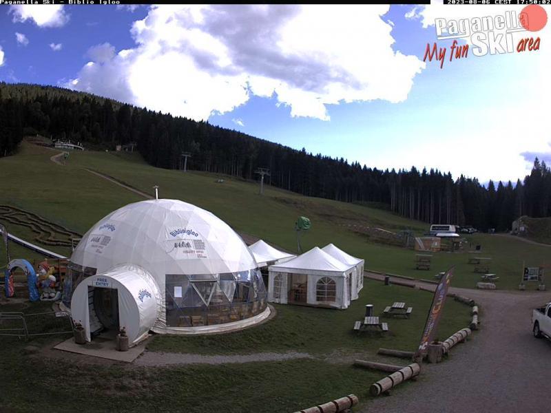 Paganella Ski: Arrivo Seggiovia Selletta e Meriz-Selletta