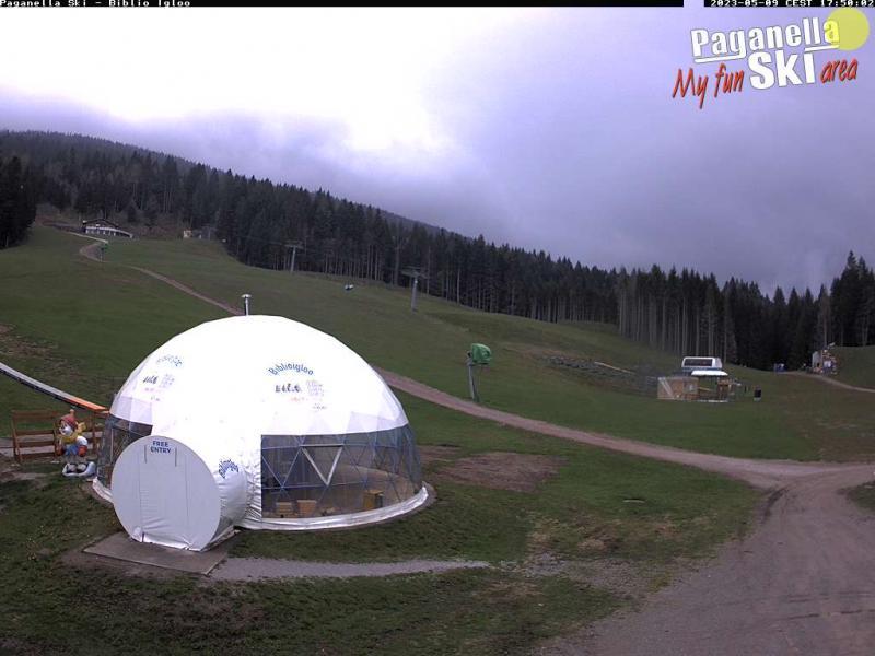Paganella Ski: Biblio Igloo