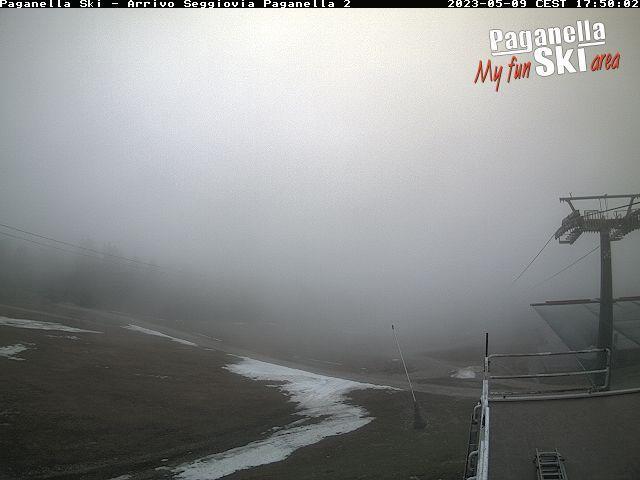 Paganella Ski: Arrivo Seggiovia Paganella 2