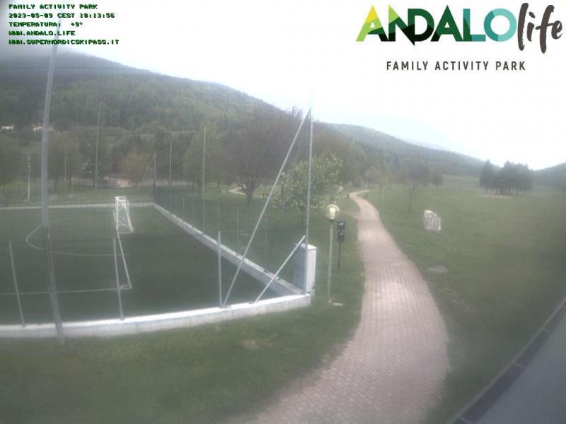 Paganella Ski: Centro fondo