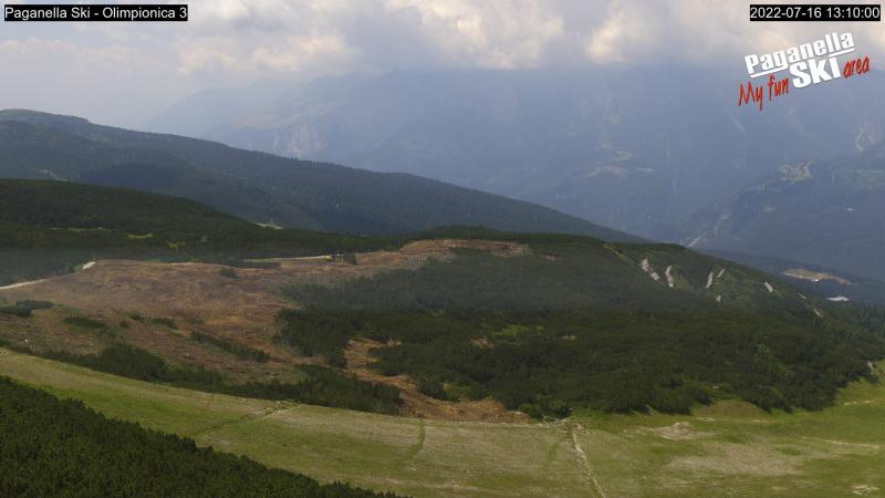 Paganella Ski: Pista Olimpionica