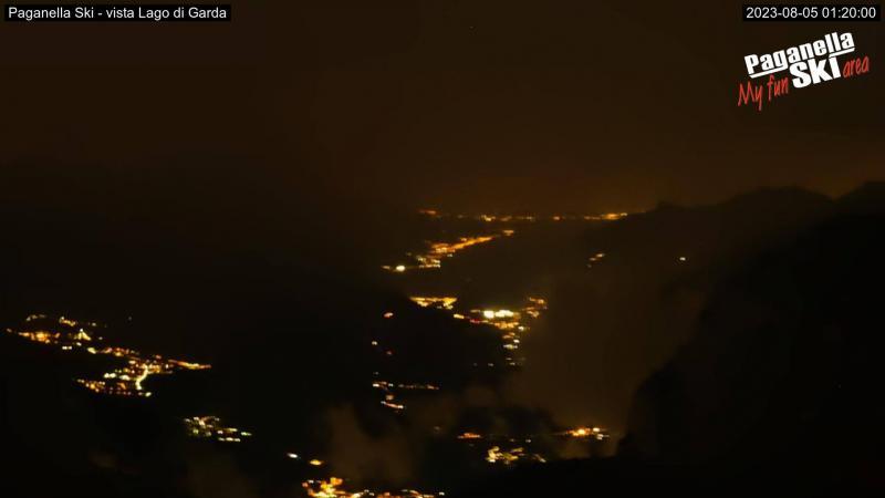 Paganella Ski: Inquadratura dell'arrivo quadriposto Cima Paganella